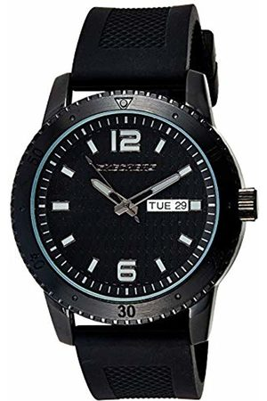 Skechers Mens Analogue Quartz Watch with Silicone Strap SR5000