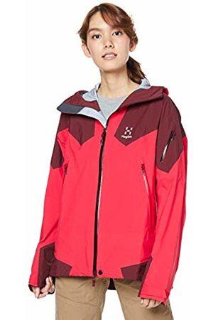 Haglöfs ROC Spire Jacket for Women, Womens, HA604358, Hibiscus /Maroon