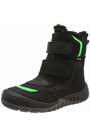 Primigi Boys Snow Boots - Boys' PTC Gore-tex 44360 Snow Boots, (Nero/Nero 4436033)