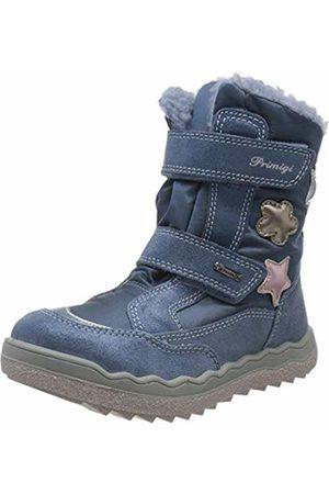 Primigi Girls Jeans - Girls' Pfz Gore-tex 43820 Snow Boots, (Azzurro/Jeans 4382000)