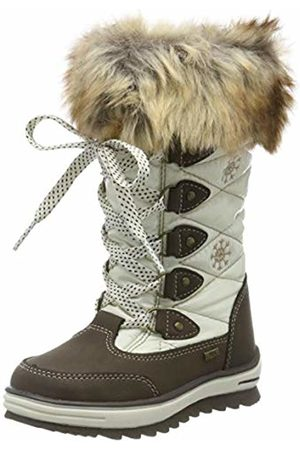 TOM TAILOR Girls' 7972101 Snow Boots, (Mokka- 01367)