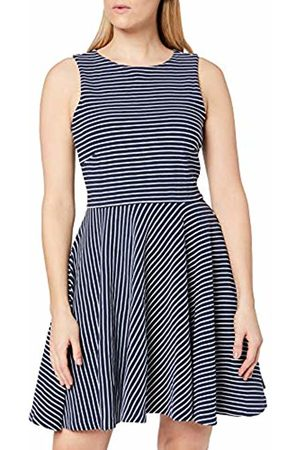 Tommy Hilfiger Women Sleeveless Dresses - Women's Sleeveless A-Line Dress