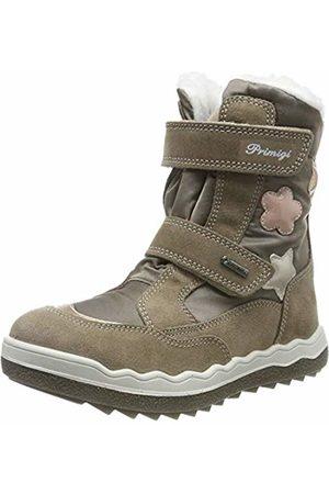 Primigi Girls Snow Boots - Girls' Pfz Gore-tex 43820 Snow Boots, (Marmotta/Pietra 4382022)