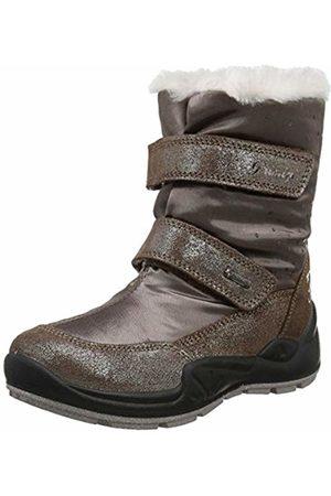 Primigi Girls Snow Boots - Girls' Pwi Gore-tex 43812 Snow Boots, (Cioccolato/Taupe 4381211)