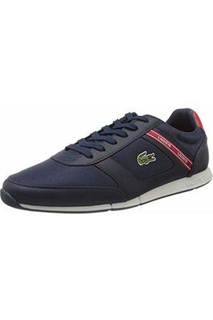 Lacoste Men's Menerva Sport 119 2 737cma006414 Low-Top Sneakers, (Navy 737cma0064144)