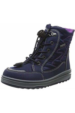 Richter Kinderschuhe Girls Snow Boots, (Atlantic/Verbena 7200)