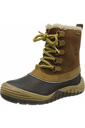 Primigi Boys' PTC Gore-tex 44363 Snow Boots, (Cuoio/Nero 4436311)