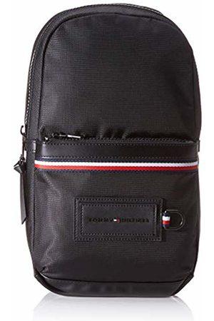 Tommy Hilfiger Mens Modern Nylon Slingpack Shoulder Bag