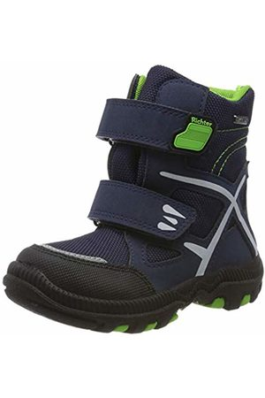 Richter Kinderschuhe Boys' Tundra Snow Boots, ( /Atlantic/Apple 7201)