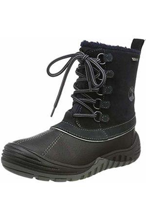 Primigi Boys' PTC Gore-tex 44363 Snow Boots, (Notte/Nero 4436300)