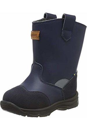Kavat Unisex Kids' Aspa Xc Snow Boots, (Navy 200)