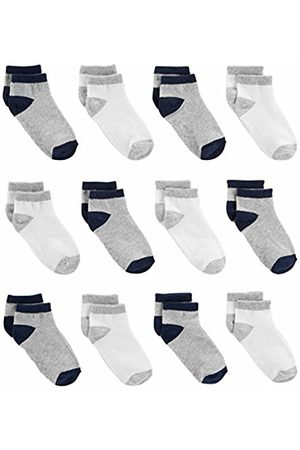 Simple Joys by Carter's Baby Socks - 12-pack Sock Ankle, 4-5 years