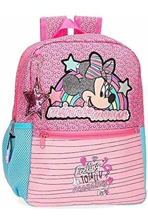 Disney Minnie Vibes Adaptable Preschool Backpack 32cm
