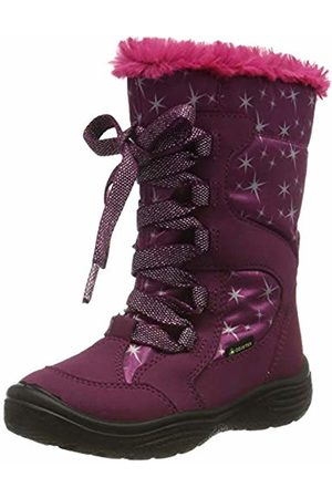 Superfit Girls' Crystal Snow Boots, (Rot/Rosa 50)