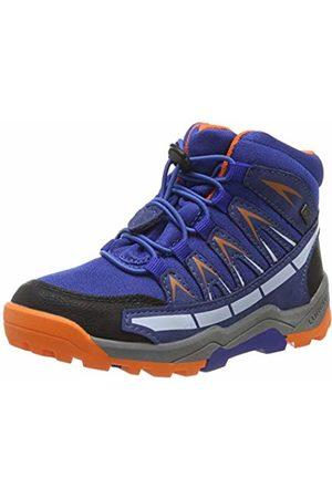 Lurchi Boys' Tristan-tex Snow Boots, (Cobalt 32)