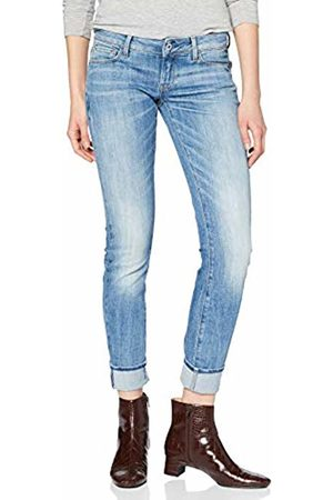 G-Star Women's 3301 Deconstructed Low Waist Skinny Jeans
