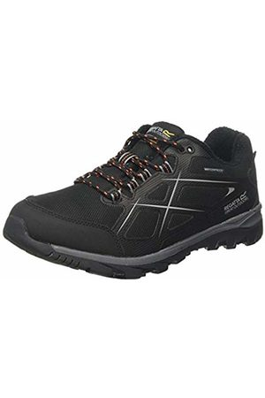 Regatta Men's Kota Thermo II Waterproof Hiking Shoe Low Rise Boots, ( /Burnt Salmon M85)