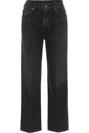 Goldsign The Cropped A high-rise jeans