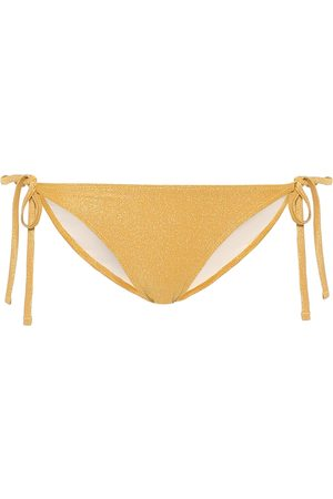 Solid The Iris bikini bottoms