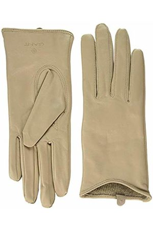 GANT Women's D1. LEATHER GLOVES