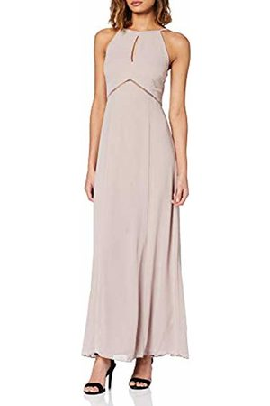 Little Mistress Women's Tabitha Keyhole Maxi Dress Party