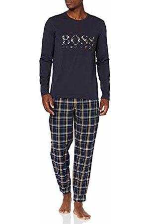 HUGO BOSS Men's Dynamic Long Set Pyjama