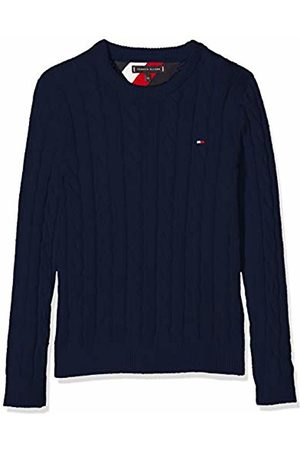 Tommy Hilfiger Boy's Essential Cable Sweater Sweatshirt