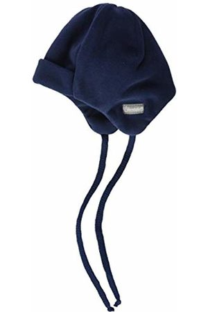 Sterntaler Cap with Earflaps and Ribbons for Babies, Age: From 5-6 Months