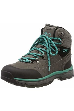 CMP Women's Sheliak High Rise Hiking Shoes, (Grafite U887)