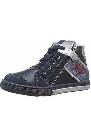 Primigi Baby Girls' Pgr 44060 Boots, (Navy/Navy 4406022)