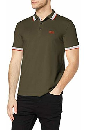 HUGO BOSS Men's Paddy' Plain Regular Fit Polo Shirt