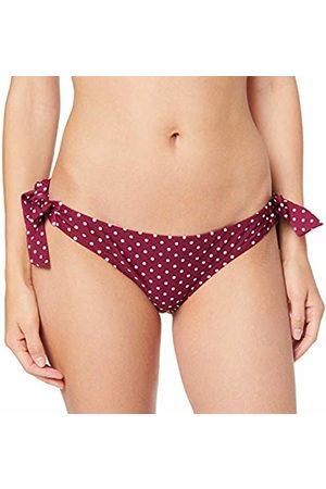 Pour Moi Women's Hot Spots Tie Side Bottom Bikini