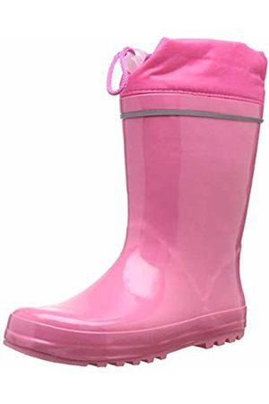 Gioseppo Girls' Markham Slouch Boots, (Fuxia Fuxia)
