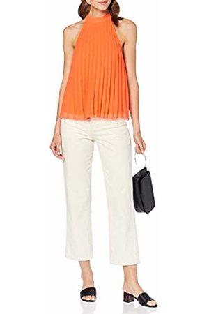 New Look Women's Halter Pleated Vest Top