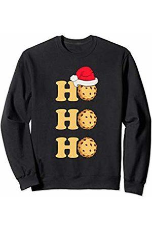 Wowsome! Ho Ho Ho Merry Christmas Cookie Santa Hat Gift Sweatshirt