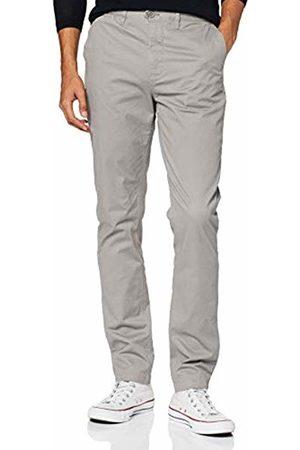 Springfield Men's Chino Slim Microprint Trouser