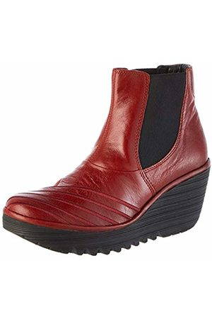 Fly London Women's YAVE064FLY Chelsea Boots, ( 008)