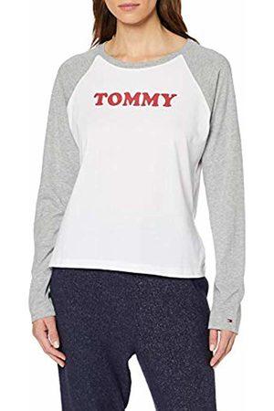 Tommy Hilfiger Women's Ls Tee Slogan Pyjama Top
