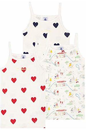 Petit Bateau Girl's Chemise À Bretelles_5227700 Vest