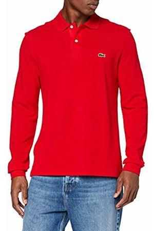 Lacoste Men's L1312 Long-Sleeve Polo Shirt