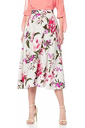 Dorothy Perkins Women's Floral MORRICAINE Circle Skirt