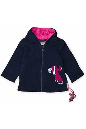 sigikid Baby Girls' Fleecejacke Mit Kapuze Jacket