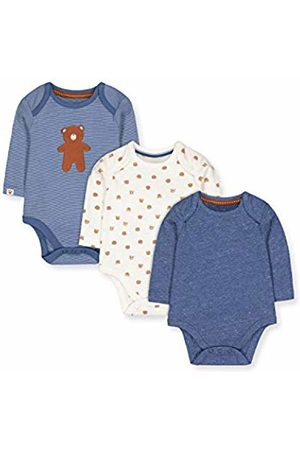 Mothercare Baby NB IP 3PK LS Bodysuits