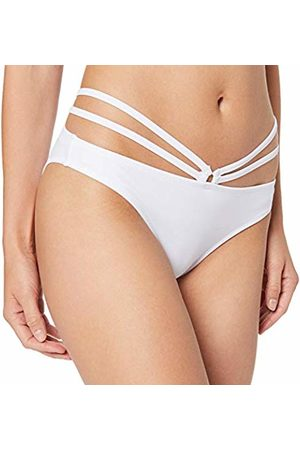 Pour Moi Women's Beach Bound Strapped Brief Bikini Bottoms