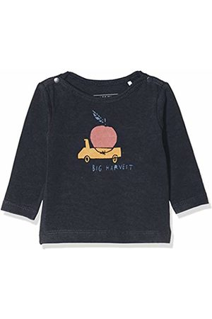 Imps & Elfs Baby Boys' B T-Shirt Long Sleeve Top