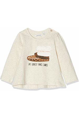 IKKS Baby T-shirts - Baby Girls' Tee Shirt Ml Chaussure Indienne T