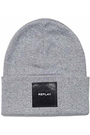 Replay Ax4167.001.a7059 Beanie, ( Melange 016)