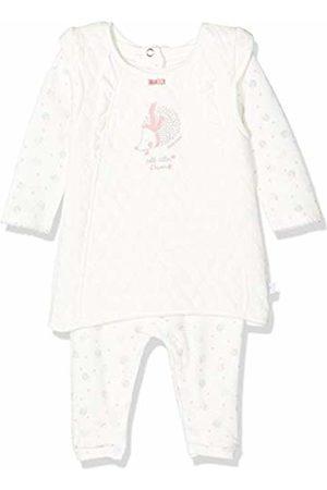 ABSORBA Baby Girls' 7p36101-ra Robe + Doubody Dress
