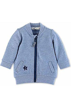 Sterntaler Boys Zippered Sweat Jacket, Age: 6-9 Months, Size: 9-12m
