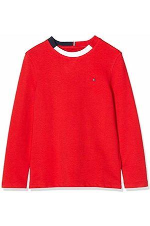 Tommy Hilfiger Boy's Global Stripe L/s Tee Long Sleeve Top
